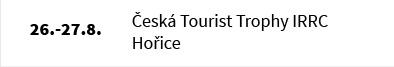 Česká Tourist Trophy IRRC Hořice