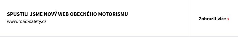Spustili jsme nový web obecného motorismu