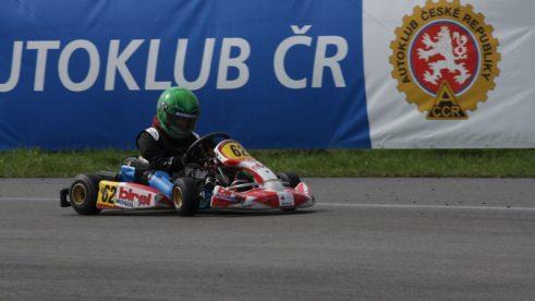 Soustředění mládeže Karting 2012