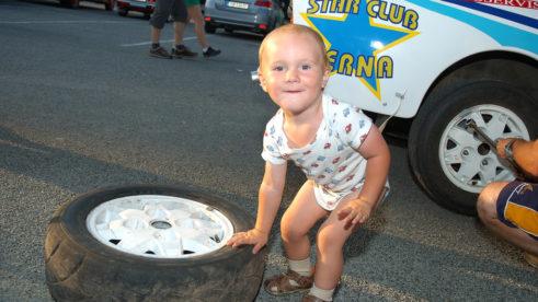 Veteráni: Mladý komisař - technik - mechanik