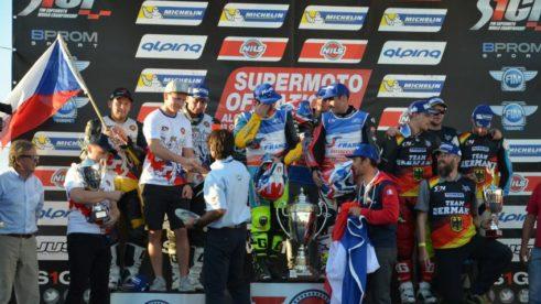 MS Národů supermoto družstev 2016