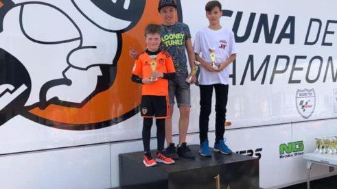 Čeští junioři po závodech Cuna de Campeones v Ribeře