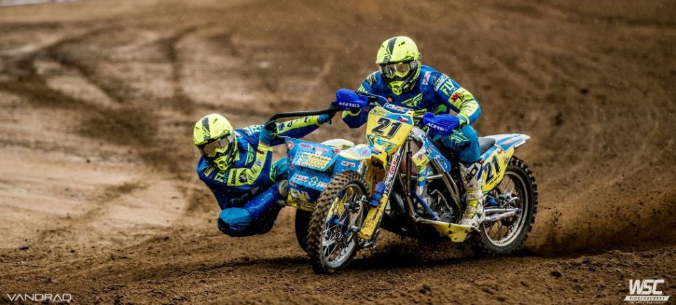 FIM SIDECARCROSS - GP CZECH REPUBLIC
