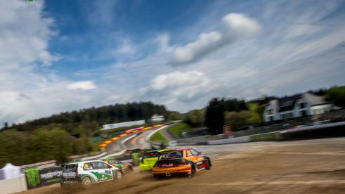 MS a ME Rallycross