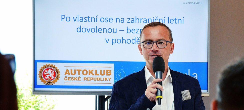 BEZPEČNĚ NA DOVOLENOU S AUTOKLUBEM ČR!