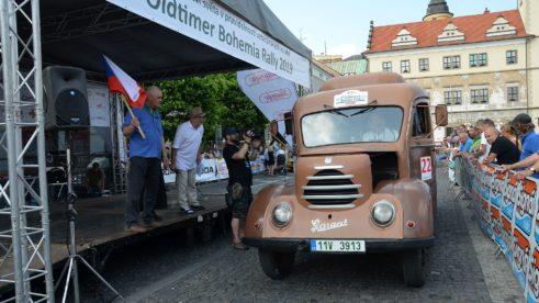 Oldtimer Bohemia Rally 2019
