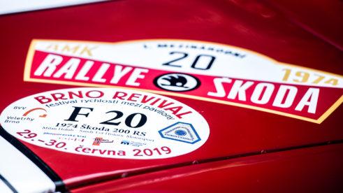 Brno Revival 2019
