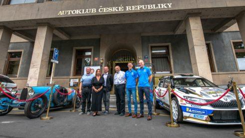 TB Barum Czech Rally Zlín 2019