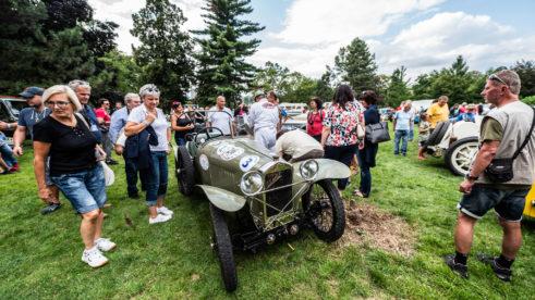 Bugatti GP Zlín 2019