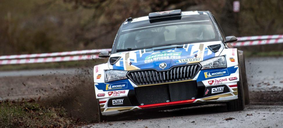 Pražský Rallysprint zakončil sezónu 2019