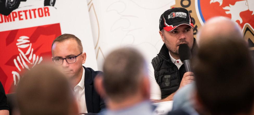 Aleš Loprais: Očekávám těžký a tvrdý Dakar