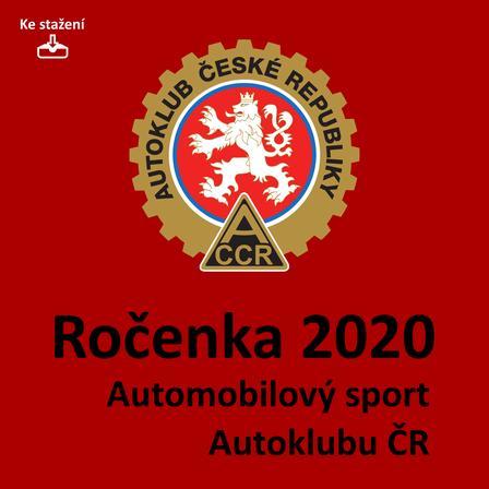 Ročenka automobilového sportu 2020