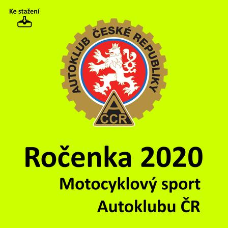 Ročenka motocyklového sportu 2020