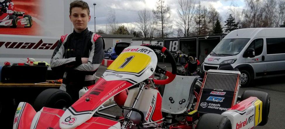 Adam Kowalski továrním jezdcem BirelART Racing Teamu