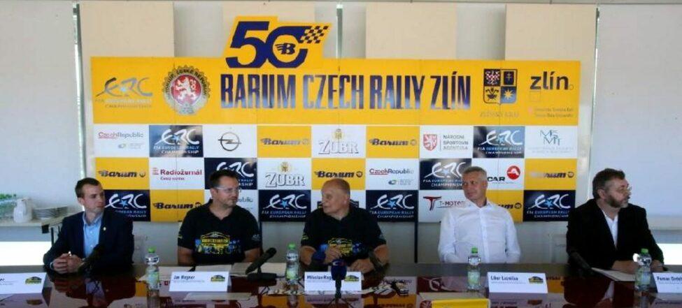 Jubilejní 50. ročník barumky je odložen