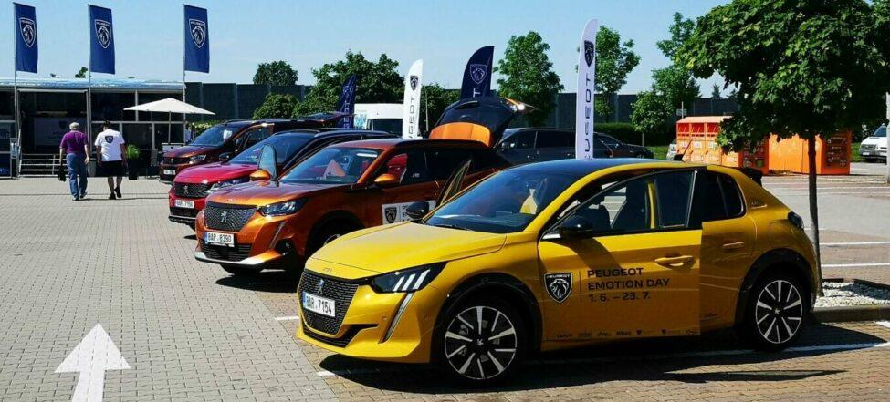 Od června se vrací Peugeot Emotion Day
