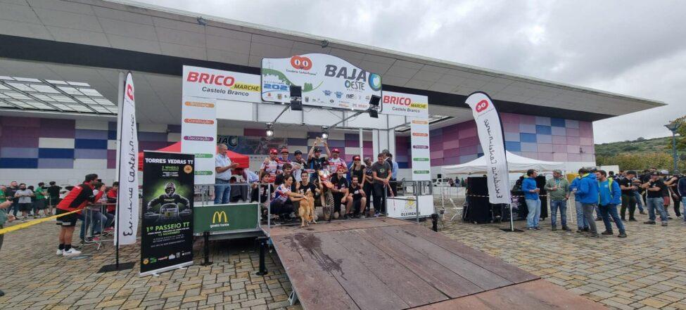 Martin Michek zvítězil v Portugalsku
